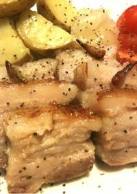 ☆絶品‼ハーブ塩豚のオーブン焼き☆