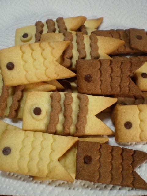 こどもの日★鯉のぼりクッキー端午の節句