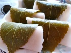 春に作りたい☆関東風の桜餅