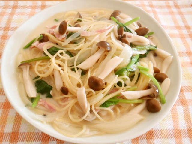 スープ パスタ レシピ