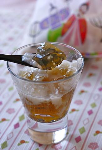 ■ 花粉症の方にオススメの甜茶ゼリー ■