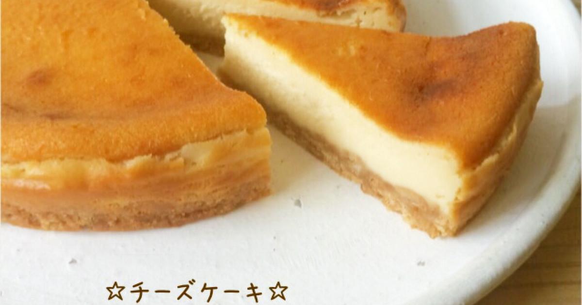 ケーキ レシピ チーズ ~阿川佐和子のチーズケーキ~