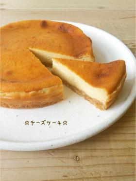☆チーズケーキ☆