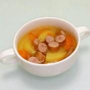 ウインナーがおいしい♪ポトフ風スープの写真