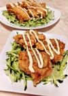 ご飯がススム♪〜簡単!鶏のピリ辛南蛮漬け