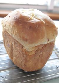 黒糖さつまいもパン