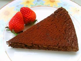 簡単☆ガトーショコラケーキ