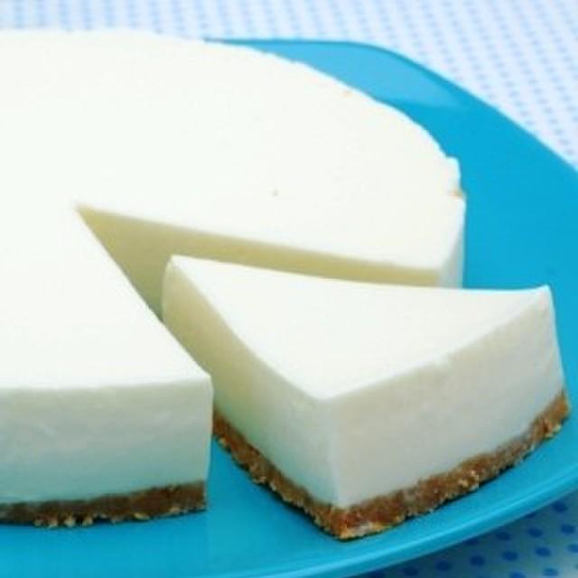 冷たいチーズケーキフィラデルフィアのレシピ