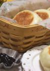 フライパンで焼ける♪薄力粉のふわふわパン