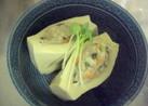 簡単&節約!高野豆腐の豚ひき肉詰め