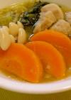 圧力鍋で春野菜たっぷり☆ポトフ