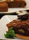 ホットケーキミックスでチョコレートケーキ