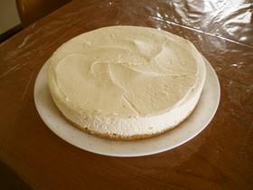 簡単!濃厚!!レアチーズケーキ
