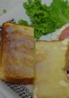 簡単☆朝食に♪練乳トースト