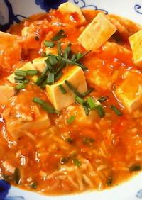 切干ナッツのベジ麻婆豆腐