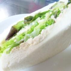 ボリューム満点サンドイッチ