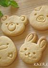 十六茶のオマケを使って簡単!動物クッキー
