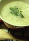 やさしいー*中華風大根の豆乳スープ