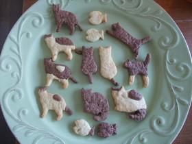 【無印良品】ねこ型クッキー♥