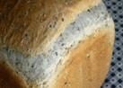 早焼きで!香ばしい黒ごまのパン