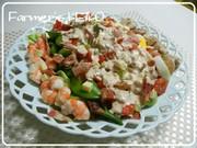 【農家のレシピ】コブサラダのドレッシングの写真