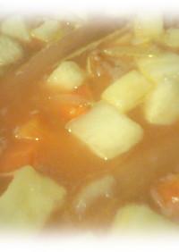 簡単!美味!トマト(風)クリームシチュー