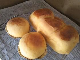手捏ねでガンバる♪アタシのべじパン
