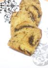 簡単★紅茶プラムのパウンドケーキ★