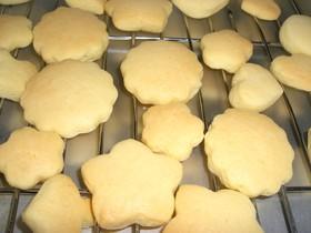 超簡単 ホットケーキミックス☆クッキー
