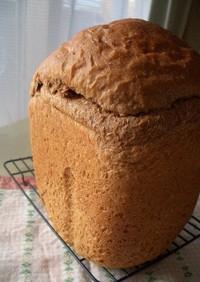 ホワイトチョコ入りココア食パン