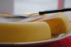 ホットケーキミックスで炊飯器チーズケーキ