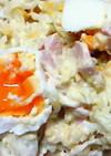 春野菜inポテサラ