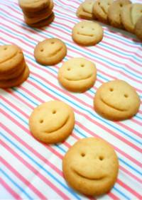 ニコニコ*ヘルシー玄米粉クッキー