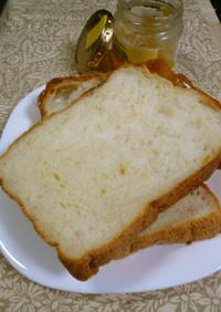 ●マーマレード食パン●