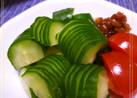 食感をたのしむ胡瓜