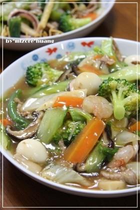 野菜たくさん食べられる本格中華★八宝菜♪
