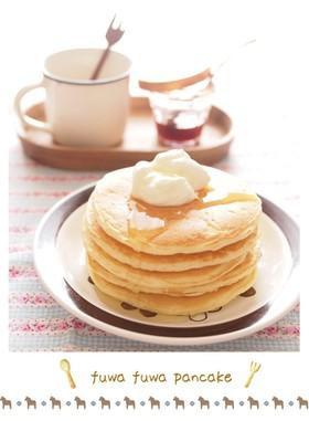 *ふわふわ♪バターミルクパンケーキ*