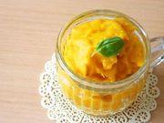 簡単☆レンジでかぼちゃクリームの写真