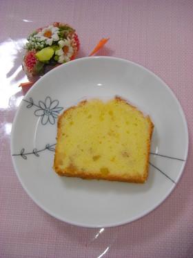 レモンパウンドケーキ★小さい型使用★