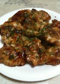 鶏の甘酢煮