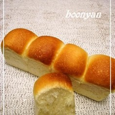 BU~家のリクエスト1番人気❤ミニ食パン