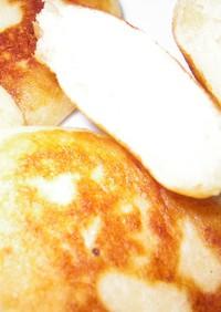 もちもち焼きニョッキ風じゃが芋パン