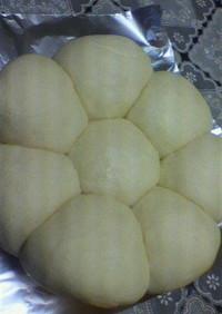 炊飯器で米粉パン♪