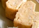 お弁当に*ポン酢と柚子胡椒風味の卵焼き