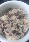 炊飯器でOK!もち米と白米で作るお赤飯