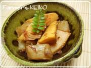 【農家のレシピ】タケノコの土佐煮の写真