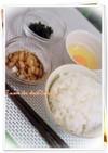 キムチと韓国海苔の幸せ卵かけご飯