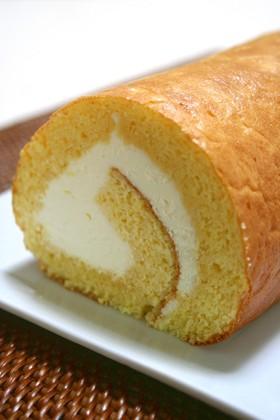 簡単*ロールケーキ