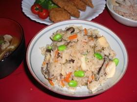 筍&蕨 春の炊き込みご飯