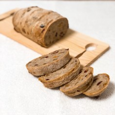 クランベリーフィグの全粒粉パン